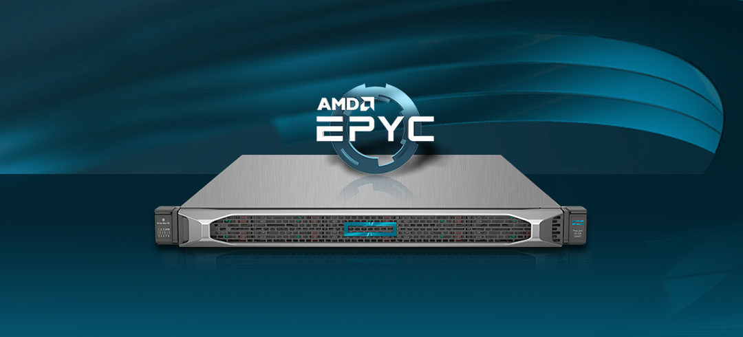 AMD EPYC Server bei webtropia