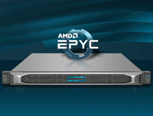 AMD EPYC Server at webtropia