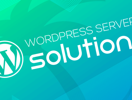 WordPress Server Solution Logo
