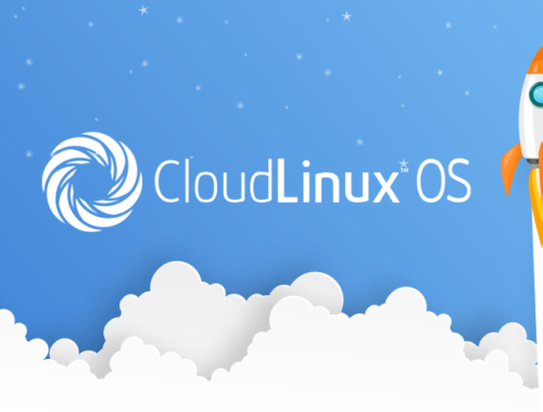 CloudLinux OS Headline Grafik