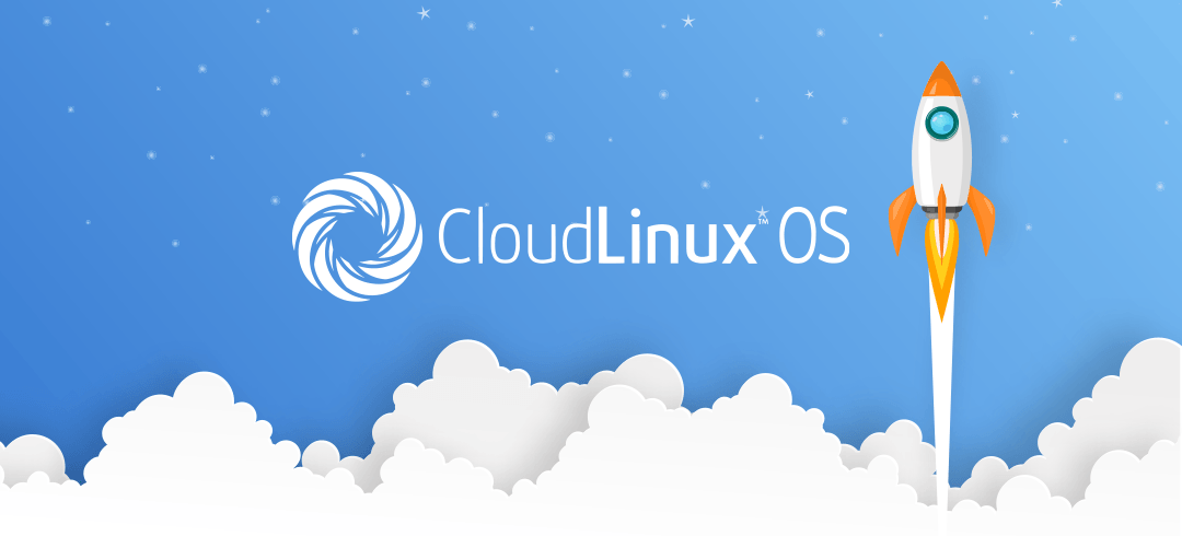CloudLinux OS Headline Grafik