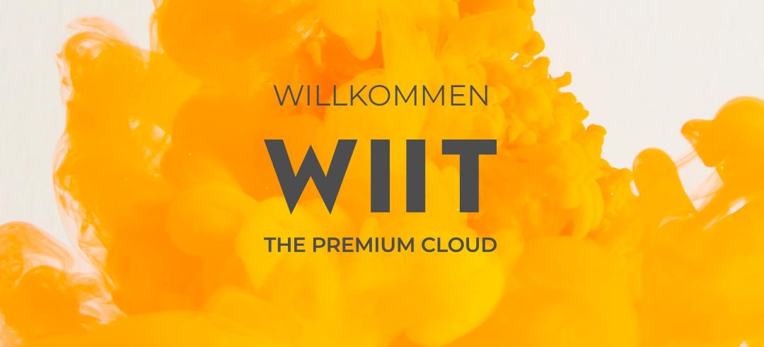Welcome Wiit Logo